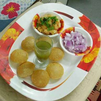 Photo of Pani puri by Deepika Jain at BetterButter