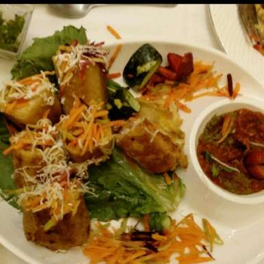 Pumpkin Veg platter with Chilli jam, How to make Pumpkin Veg platter with Chilli jam