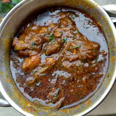 Photo of Bhuna gravy Chicken by Dev Siddharth Pratap Singh at BetterButter