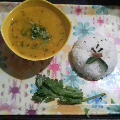 Photo of Gujarati dal by Devi Amlani at BetterButter