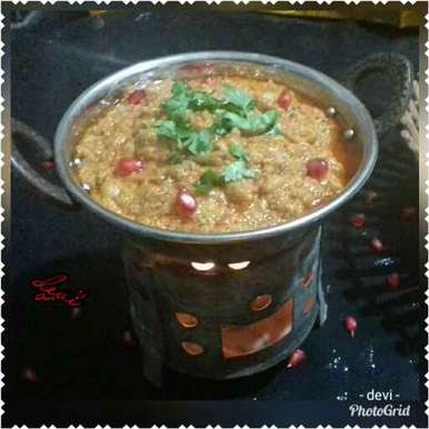 Photo of Achari Masala Chole by Devi Amlani at BetterButter