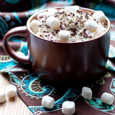 Photo of Hot Chocolate with Marshmallows by Deviyani Srivastava at BetterButter