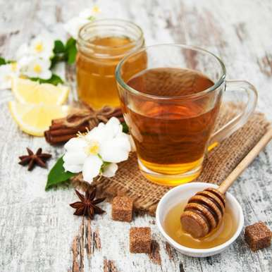 Photo of Honey Lemon Ginger Tea by Deviyani Srivastava at BetterButter