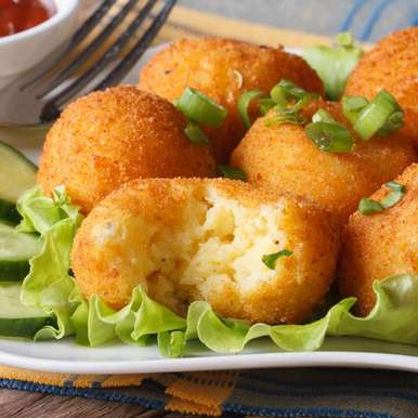 Photo of Cheese Potato Bites by Deviyani Srivastava at BetterButter