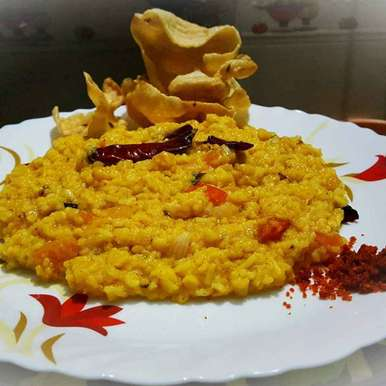 Photo of Dal khichdi by debashri chatterji at BetterButter