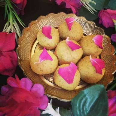 Photo of Bandar laddu by Dhara joshi at BetterButter