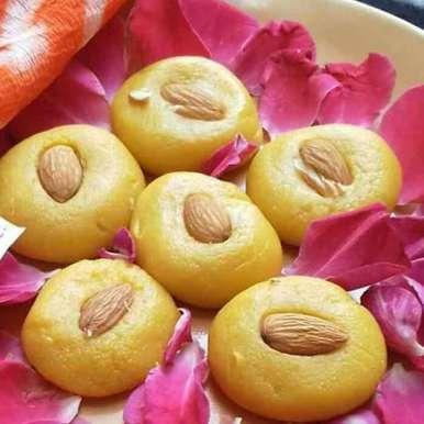 Photo of Mango Peda by Dhara joshi at BetterButter