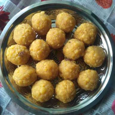 Photo of Laddu by Dhibiya Anand at BetterButter