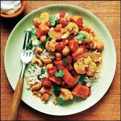 Photo of Fall vegetable curry with yoghurt by Dilshad Ajazhusain shaikh at BetterButter