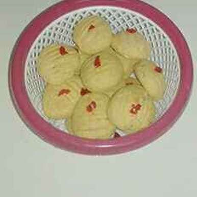 Photo of Corn cookies by Dipa Bhattacharyya at BetterButter