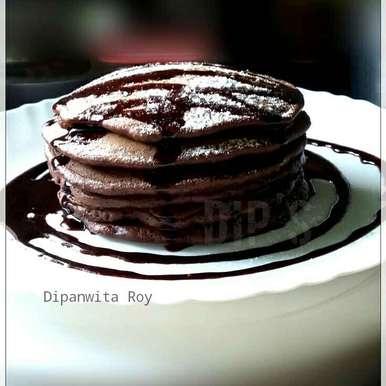 Photo of Pancake by Dipanwita Roy at BetterButter