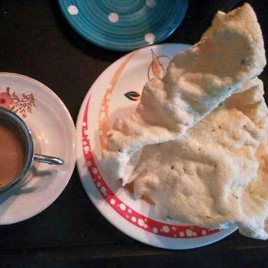 Rice Papad (Garlic Flavor) / Khichiya Papad