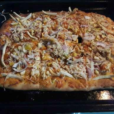 Photo of Pizza by Dipika Ranapara at BetterButter