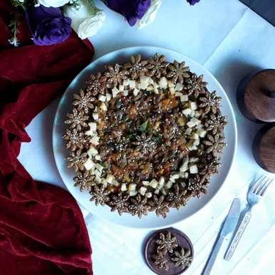 Brinjal tart recipe in Gujarati, રીંગણ ટાર્ટ, Dipika Ranapara