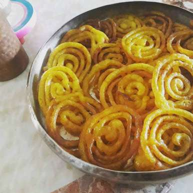 Photo of Jalebi by Dipika Ranapara at BetterButter