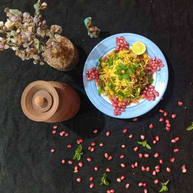Photo of Chickpeas chaat by Disha Chavda at BetterButter