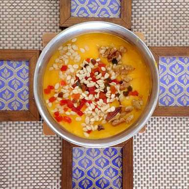 Photo of Aamras by Divya Mishra at BetterButter