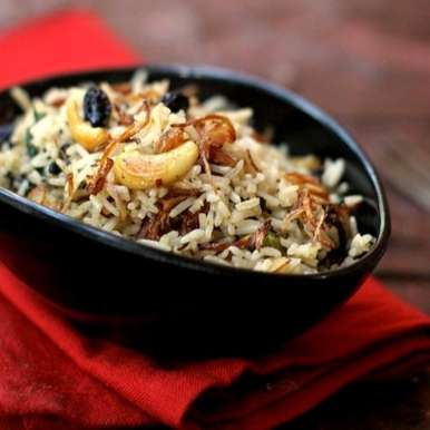 Photo of Kashmiri Pulao by Divya A at BetterButter