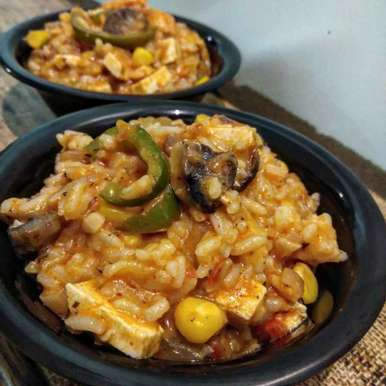 Photo of Maxican Rice by Divya Chetnani at BetterButter