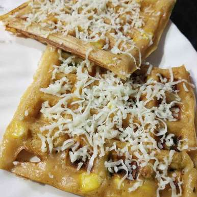 Photo of Pizza Waffles by Divya Chetnani at BetterButter