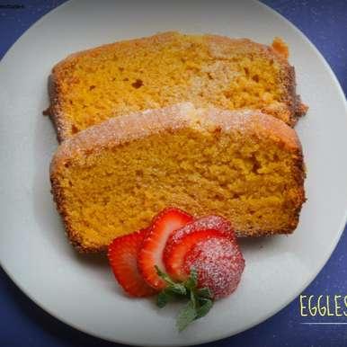 Photo of Eggless Mango Cake by Divya Rajagiri at BetterButter