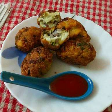 Photo of Egg chop by DrAmita Debnath Das at BetterButter