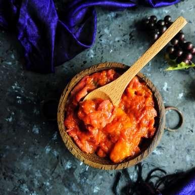 Photo of Strawberry and Mango Chutney by Drashti Dholakia at BetterButter