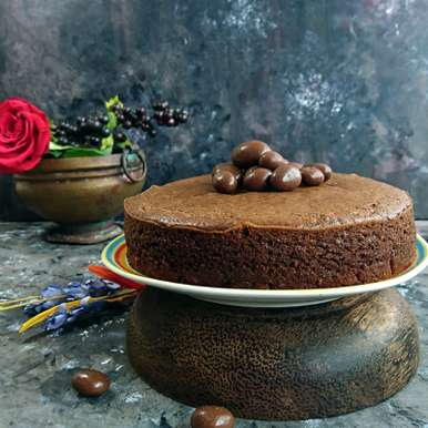 Photo of Chocolate Coffee Cake by Drashti Dholakia at BetterButter