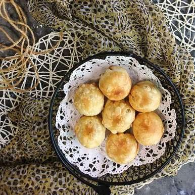 Photo of Jamnagar Style Dry Fruit Kachori by Drashti Dholakia at BetterButter