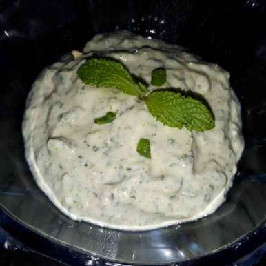 Photo of Mint dip by DrKhushboo Bansal at BetterButter