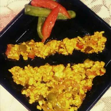 Photo of Paneer Stir Fry by Durgesh Srivastava at BetterButter