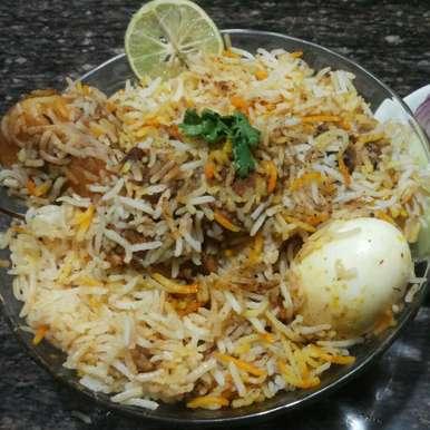 Photo of Chicken dum biryani by Dustu Ghosh at BetterButter