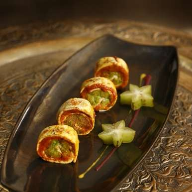 Photo of Paneer Chakri by Fairmont Jaipur at BetterButter