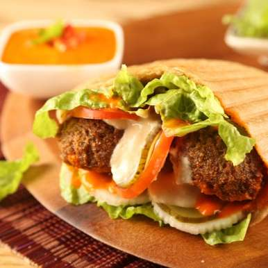 Photo of Falafel by Falafels The Lebanese Haus at BetterButter