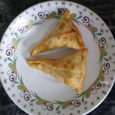 Photo of Chiken cone by Farheen Dalvi at BetterButter