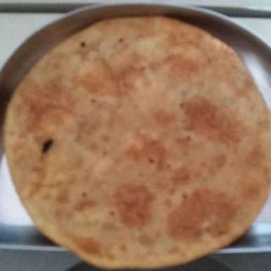 Paratha, How to make Paratha