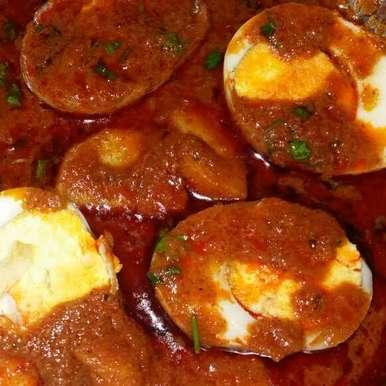 Shahi egg curry, How to make Shahi egg curry