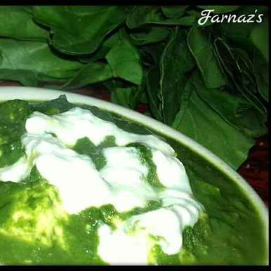Photo of Palak paneer by FarNaz AhMed at BetterButter