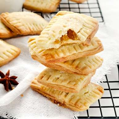 Photo of Spiced Pineapple Handpies by Farrukh Shadab at BetterButter
