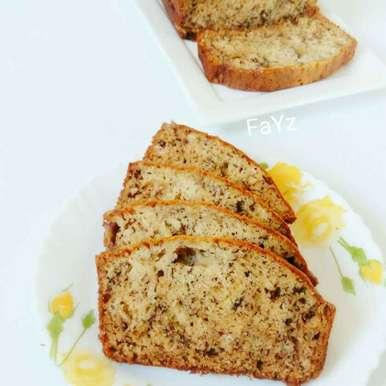 Photo of Banana bread by Fayiza Sabeek at BetterButter