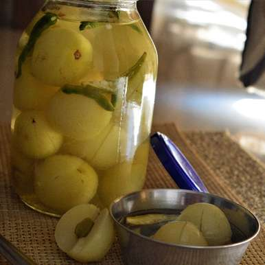 Photo of Amla in Brine by Femina Shiraz at BetterButter