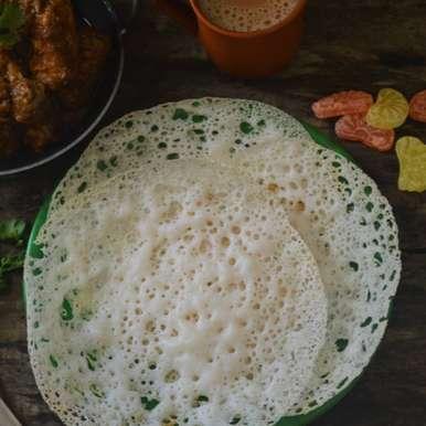 Photo of Appam or vellayappam by Femina Shiraz at BetterButter