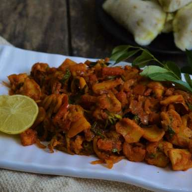 Photo of Restaurant Style Roasted Squid by Femina Shiraz at BetterButter