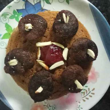 Photo of home made chocolate mousee cake by foram Kotak paneri at BetterButter