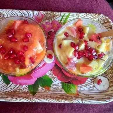 Photo of Fruit salad by Gadige Maheswari at BetterButter