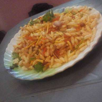Photo of puffed rice Chat by Gadige Maheswari at BetterButter