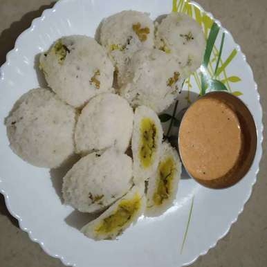 Photo of Stuffed Idli by Gadige Maheswari at BetterButter