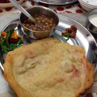 Photo of Cholle Bhature by Gagandeep Joshi at BetterButter