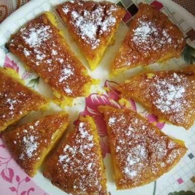 Photo of Bread custard caramel pudding cake by Ganeprameela  at BetterButter