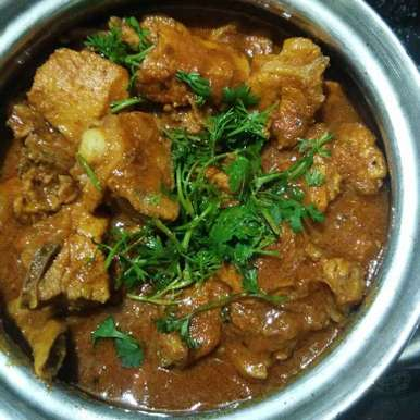 Photo of Simple chicken curry by Ganeprameela  at BetterButter